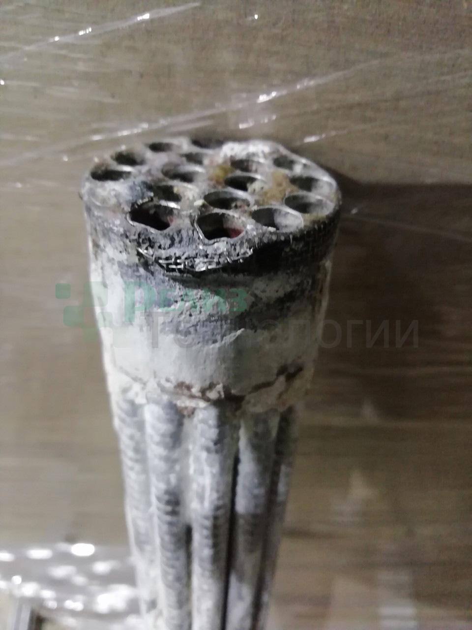 ремонт трубного пучка ТТАИ
